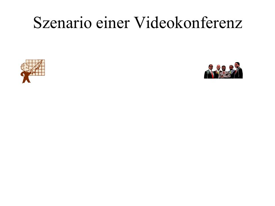Szenario einer Videokonferenz H.323 ppt T.120