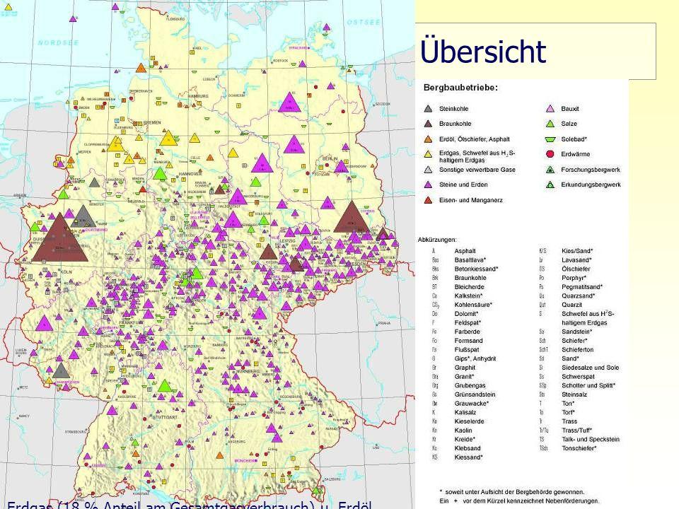 2Sektorale Planung I - TU Berlin - ISR - SoSe 2007 Begriffe Verfügungsberechtigung - Grundeigene Bodenschätze - Bergfreie Bodenschätze - (Kulturschätz