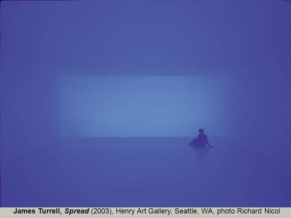 PROFESSUR FÜR SPIRITUAL CARE James Turrell, Spread (2003), Henry Art Gallery, Seattle, WA, photo Richard Nicol