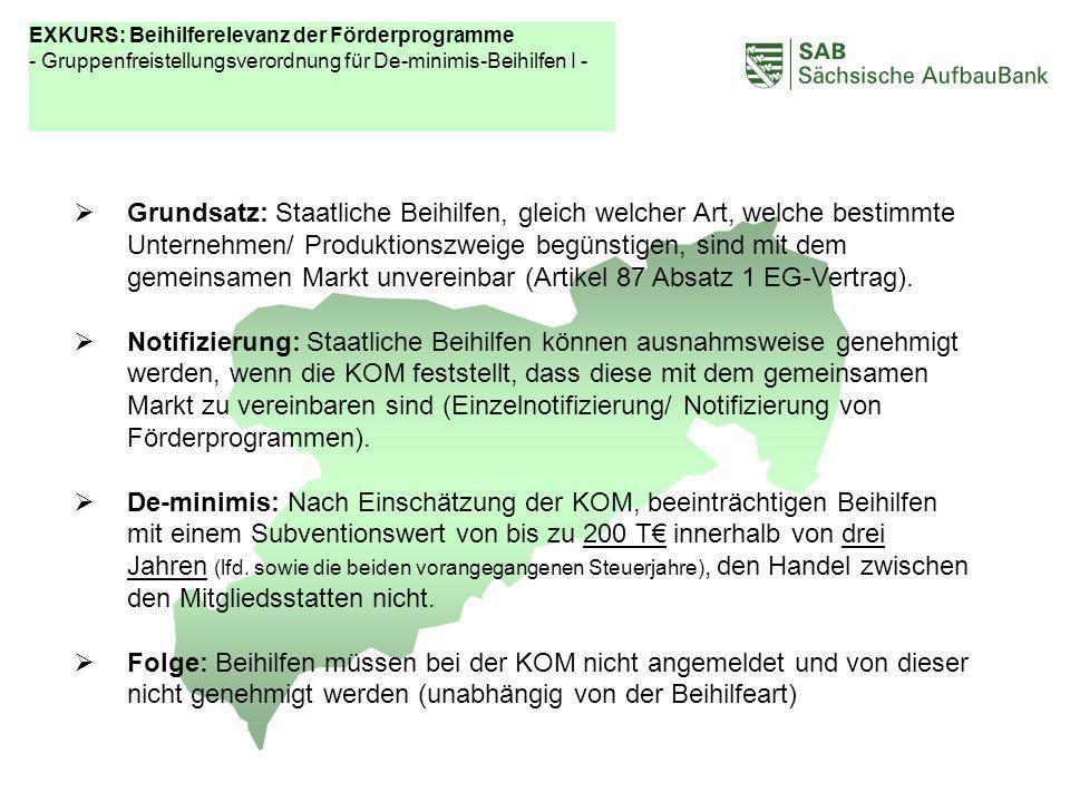 ABCDEF 1.Voraussetzungen (VwV VI.