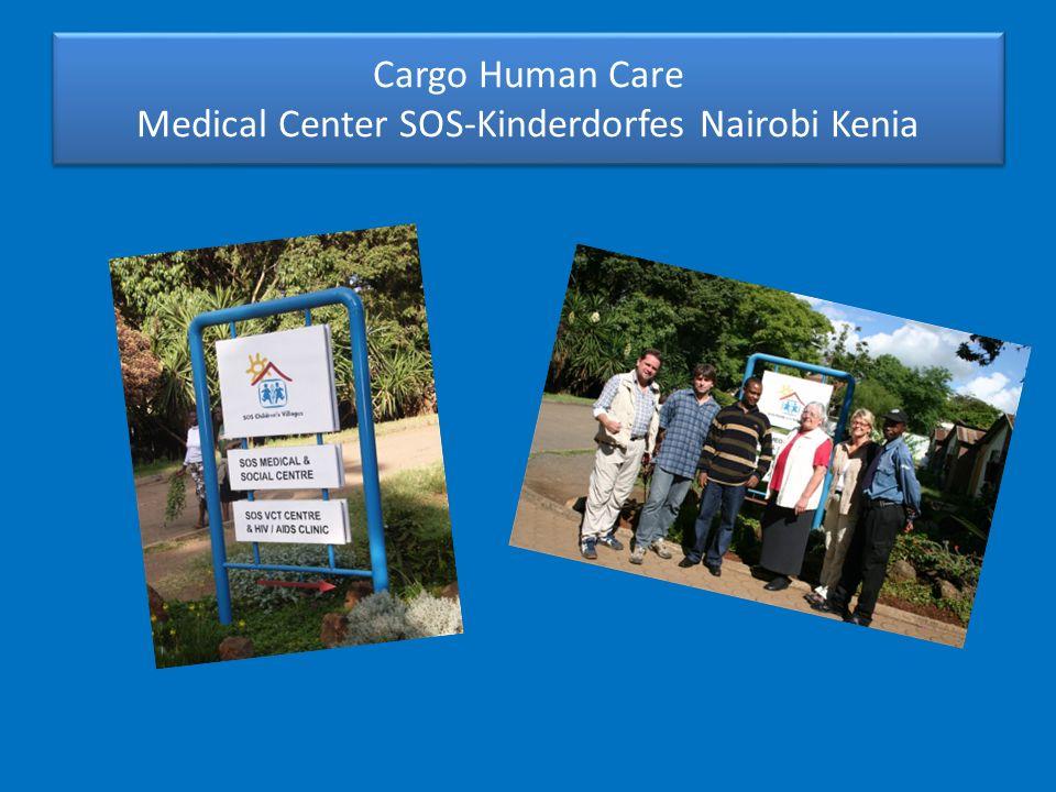 Seit 2005 arbeiten wir regelmässig, meist im November, in einem Strassenkinderprojekt am SOS Kinderdorf in Nairobi.
