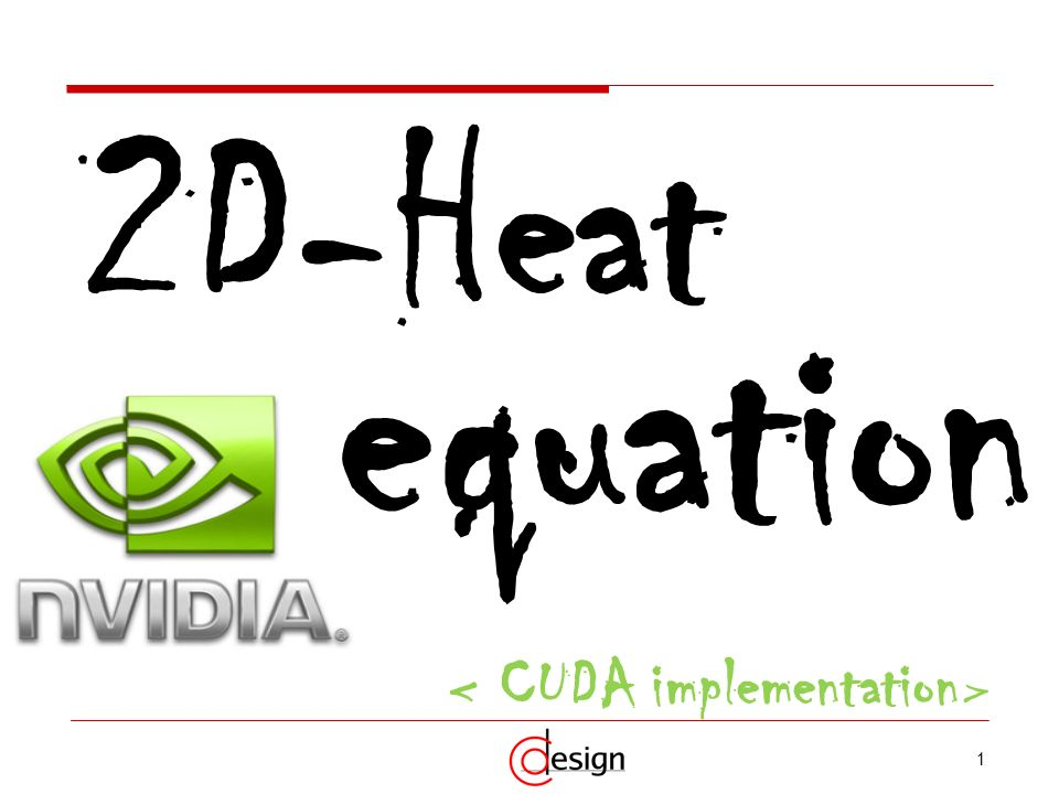 2 Überblick Definition Diskretisierung Iterationsverfahren Mapping auf Cuda Implementierung Optimierung Performance Vergleiche Probleme Demo