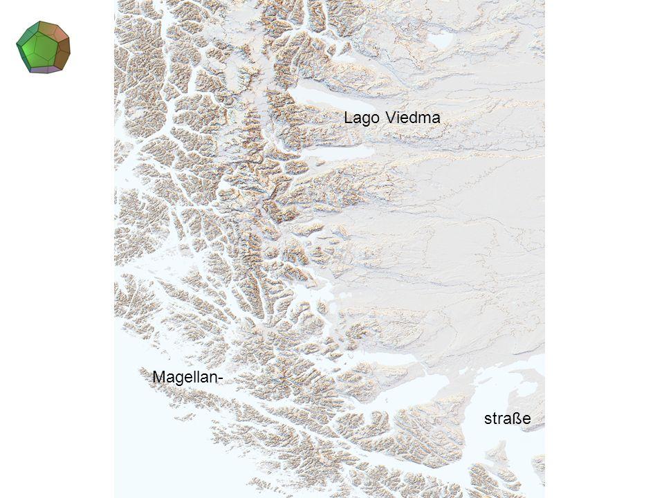 Magellan- straße Lago Viedma