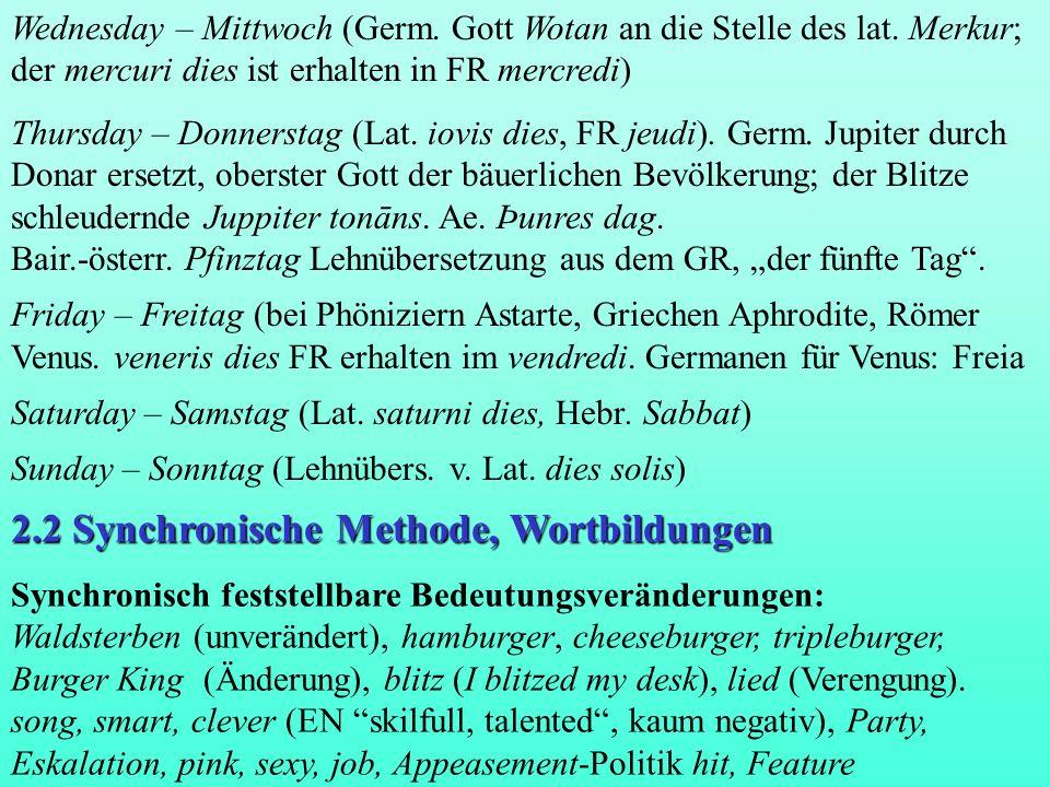 Pseudo-Anglizismen oder Scheinentlehnungen: Handy (mobile phone, cellular phone), Dressman (soll auch schon in GB aufgetaucht sein, eigtl.