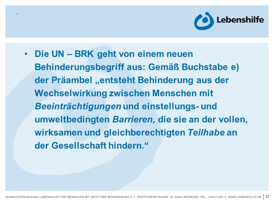 23 |.Demgegenüber gilt in Deutschland z.B.