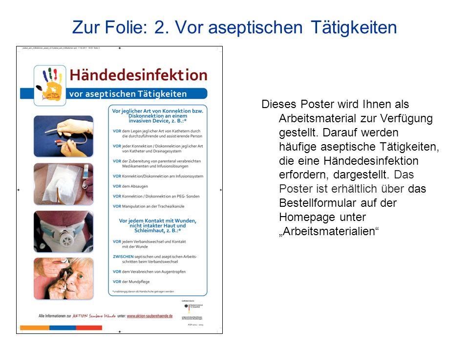www.aktion-sauberehaende.de | ASH 2011 - 2013 Alten- und Pflegeheime Zu Folie: 3.
