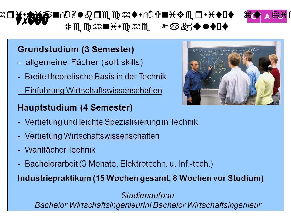 Christian-Albrechts-Universität zu Kiel Technische Fakultät 30 DIPLOM-INGENIEUR UND DIPLOM-WIRTSCHAFTSINGENIEUR ELEKTROTECHNIK UND INFORMATIONSTECHNIK www.uni-kiel.de und www.tf.uni-kiel.de