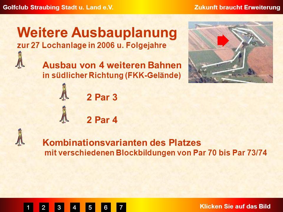 Golfclub Straubing Stadt u.