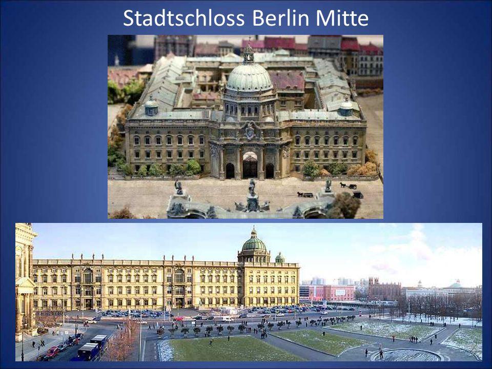Stadtschloss Berlin Mitte