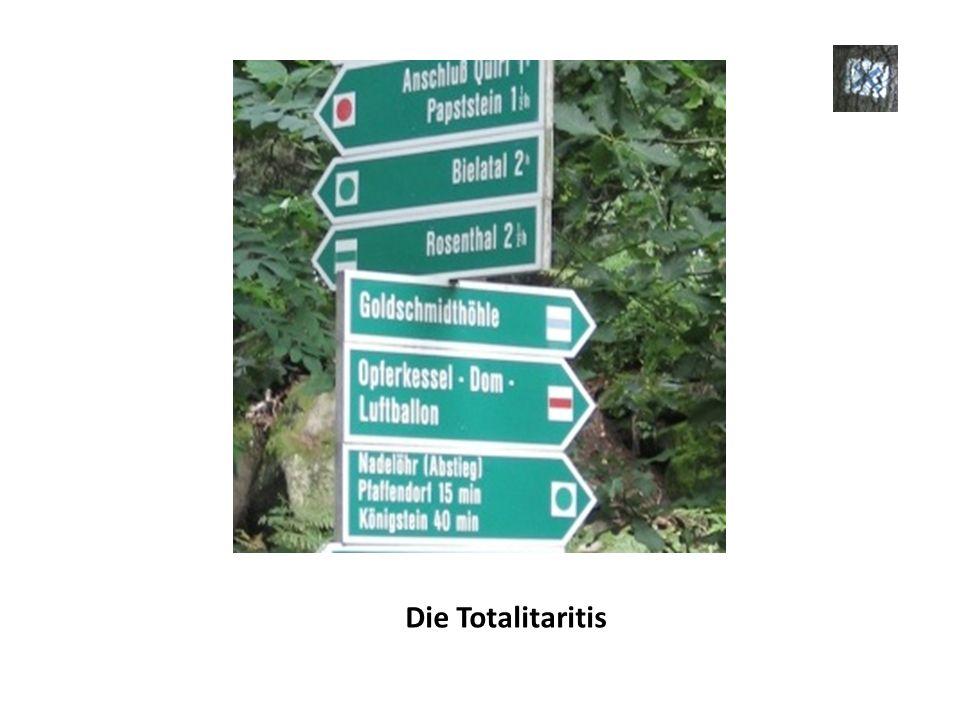 Die Totalitaritis
