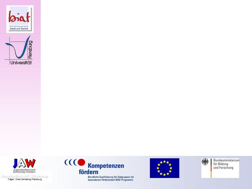 4. Flensburger Fachgespräche Benachteiligtenförderung Vielen Dank für Ihre Aufmerksamkeit