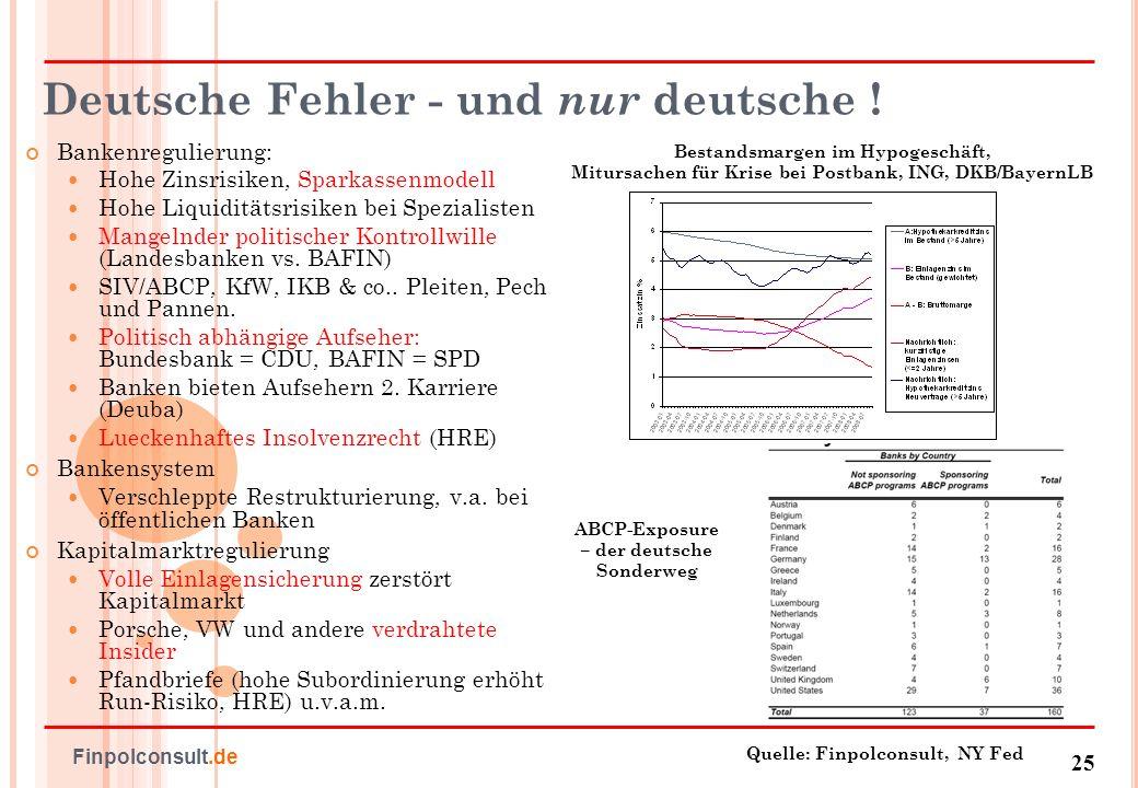 26 Finpolconsult.de Unsere Steuergeldanlagevehikel..