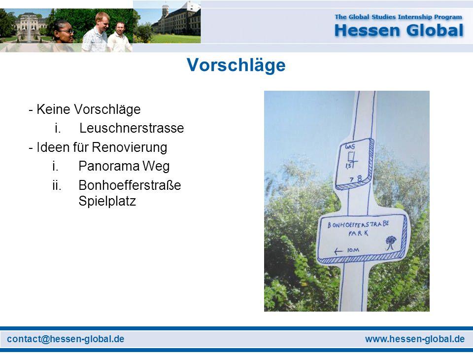 www.hessen-global.decontact@hessen-global.de Vorschläge - Keine Vorschläge i.