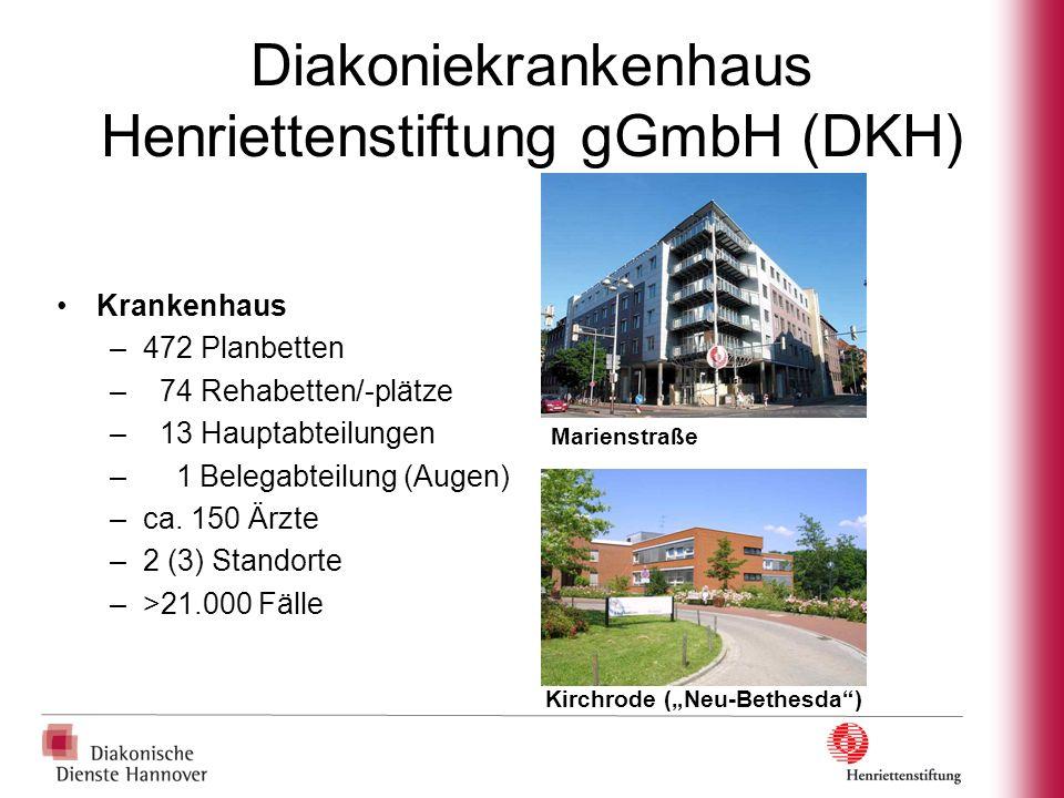 DKH - Standort Marienstraße 1.Medizinische Klinik 1 – Prof.