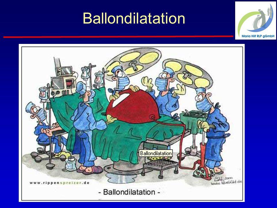 Ballondilatation