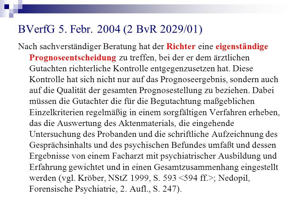 BVerfG 5.Febr.