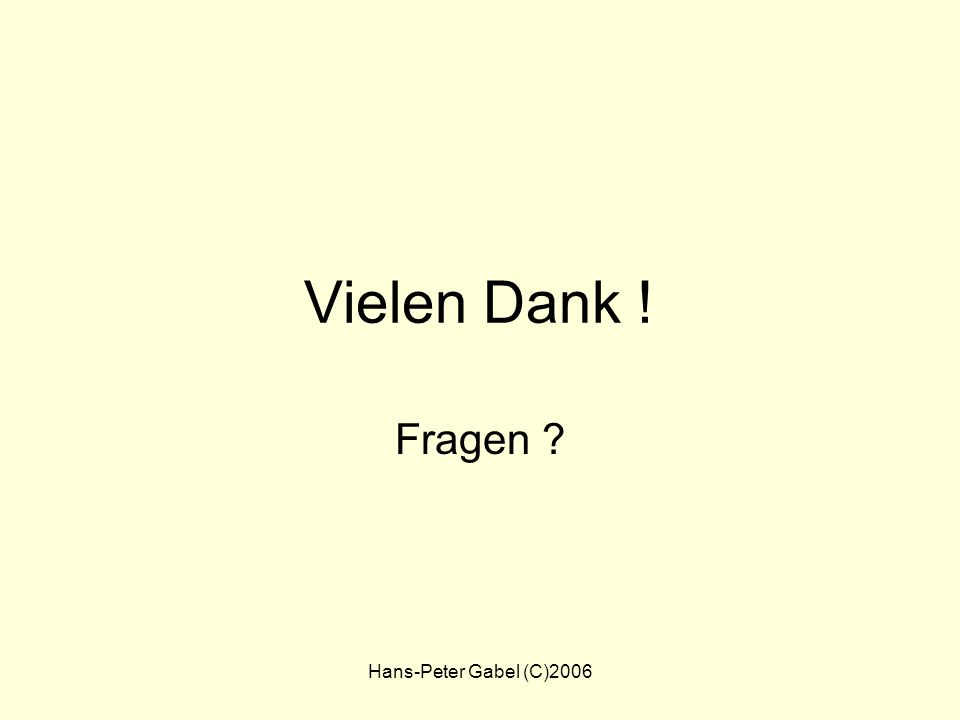 Hans-Peter Gabel (C)2006 Arzt Arzt !