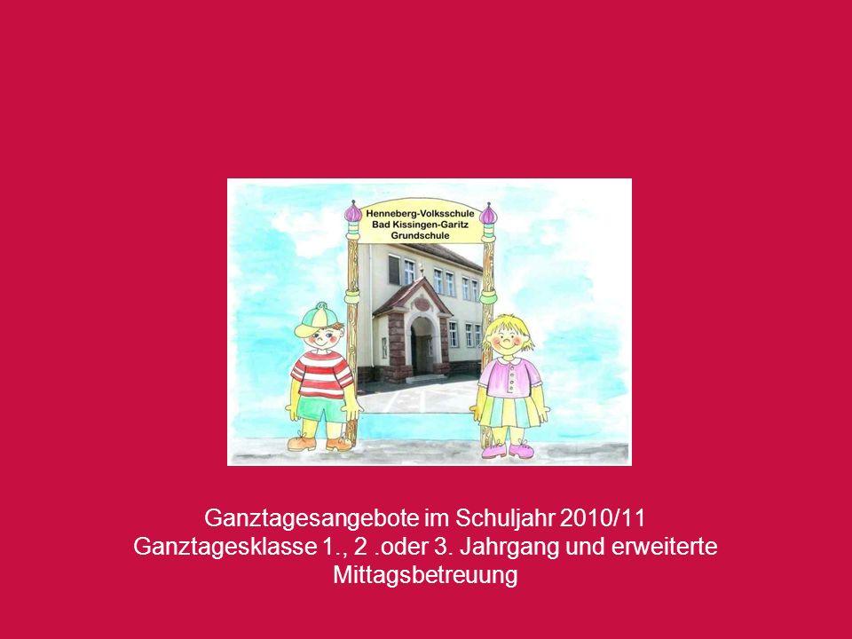 Seite 2 Ganztagesschulen in Bayern sind dem Dreiklang Bildung, Erziehung und Betreuung verpflichtet.