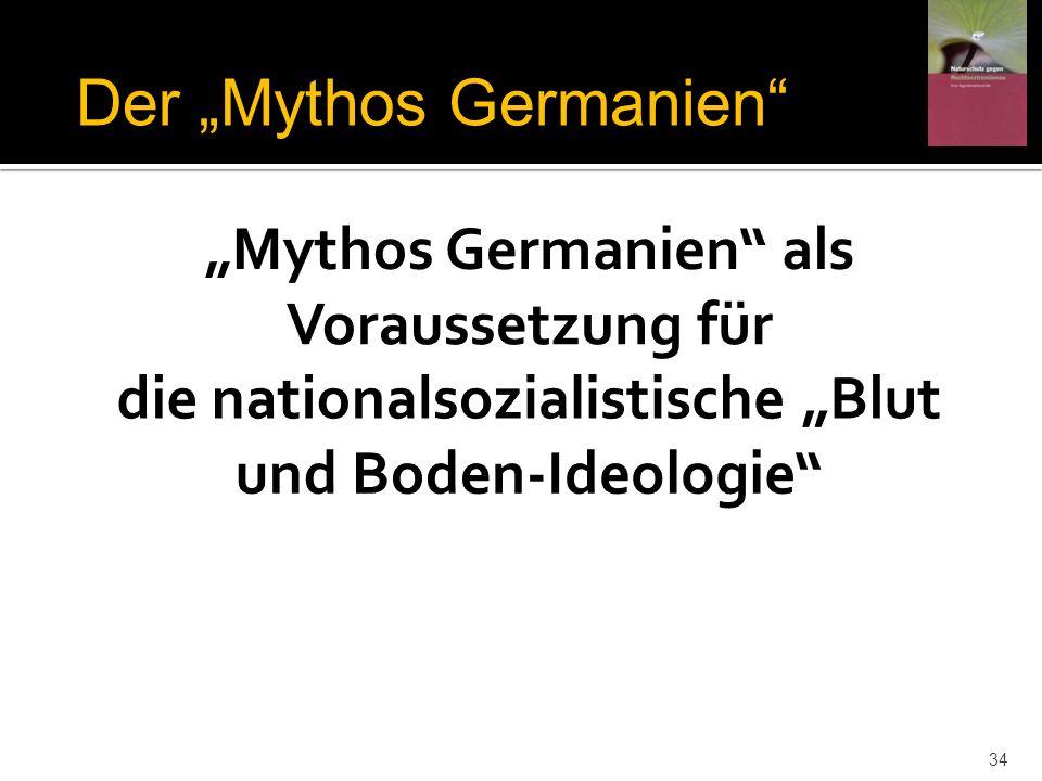 Der Mythos Germanien 34