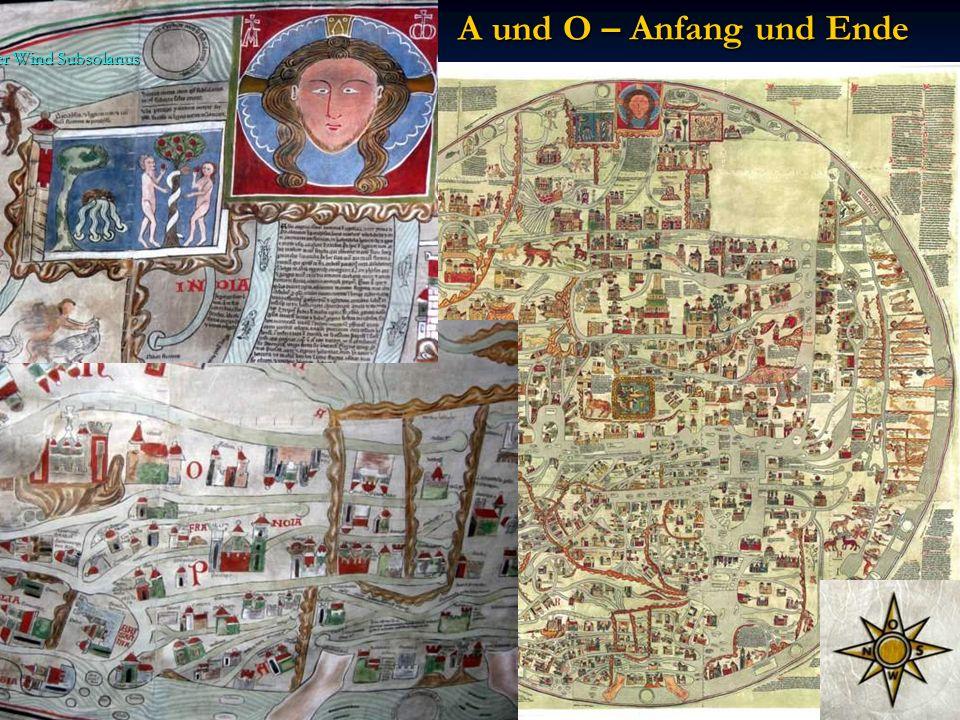 – Anfang und Ende Der Wind Subsolanus A und O