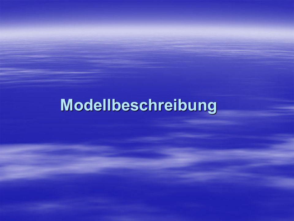 Modellbeschreibung