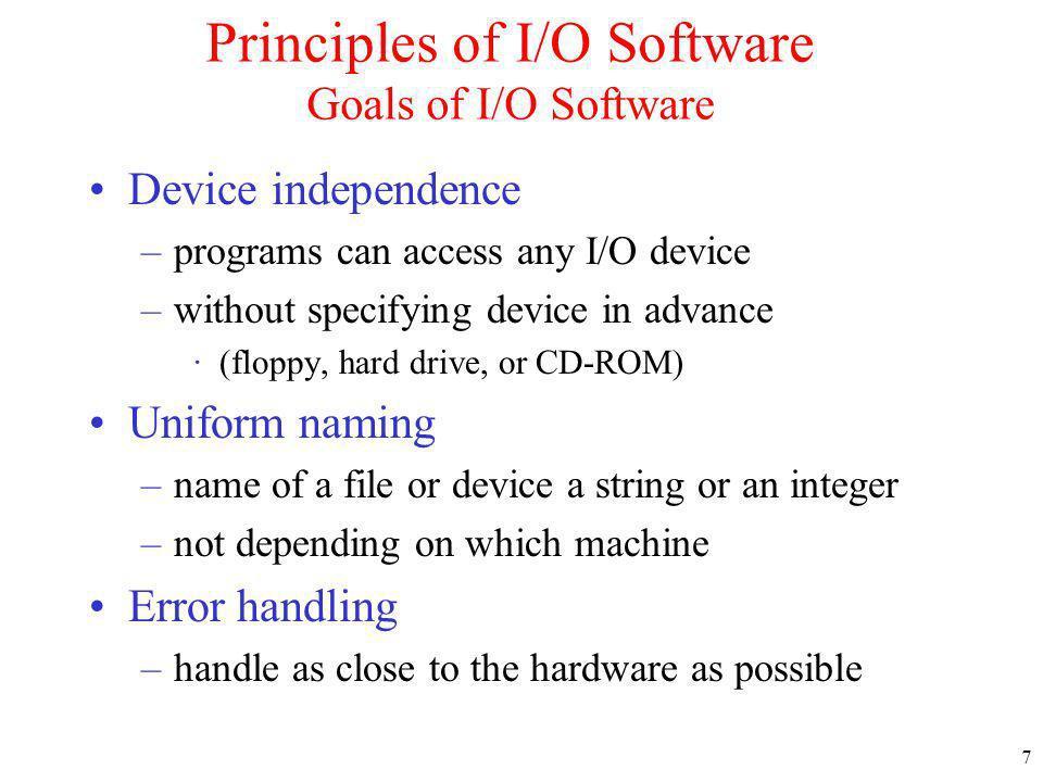 58 Output Software for Windows (3) Skeleton of a Windows main program (part 2)