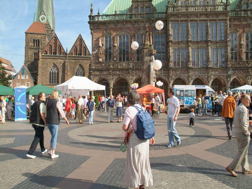Erste länderübergreifende Ehrenamtskarte Deutschlands gilt in Bremen und Niedersachsen