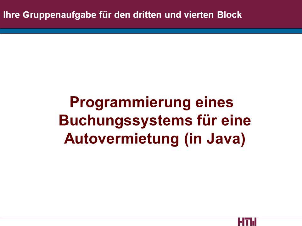 Vorschlag zur Package-Struktur Programmierpraktikum FB WI – Prof.