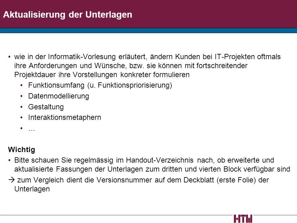 Referenzen, Abspeichern von Objekten in XML 2/2 Programmierpraktikum FB WI – Prof.