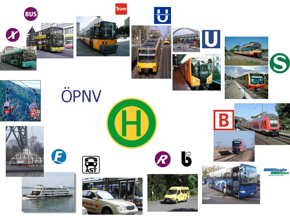 WS 06/07 Energieplanung, Verkehrsplanung, Wasserwirtschaft - ÖPNV Neue Bedienformen – Integration Taxi Individualverkehr mit dem ÖPNV: Grenzen der Finanzierbarkeit Öffentlicher Verkehrsangebote, Dr.