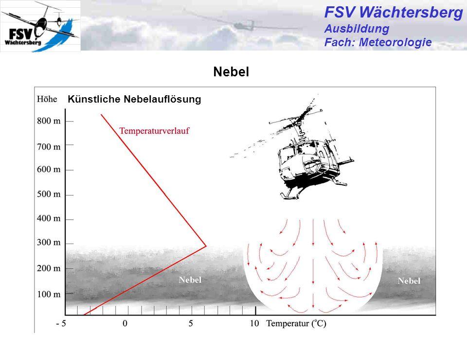 Günter Bertsch24 Nebel Nebelbildung:- Abkühlung der Luft bis zum Taupunkt (Strahlungsnebel) - Transport von warmer und feuchter Luft über ausgekühlte
