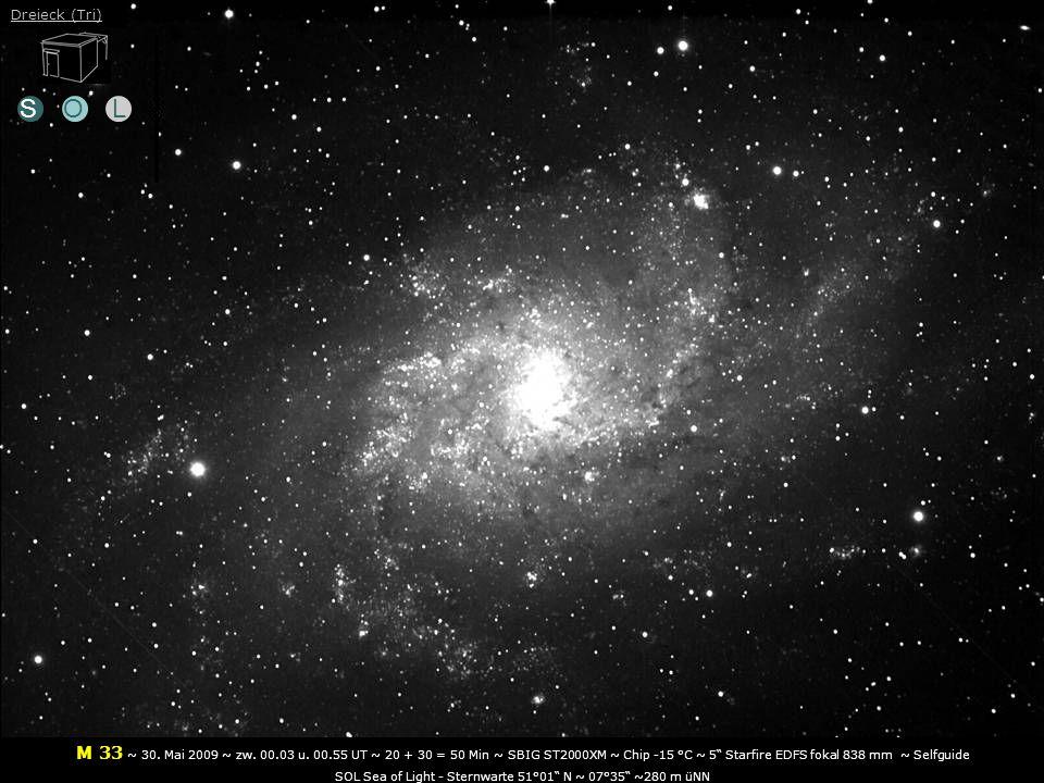 SOL M 33 ~ 30.Mai 2009 ~ zw. 00.03 u.