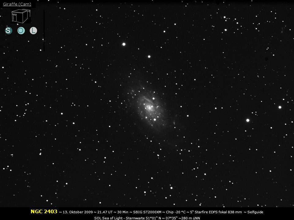SOL NGC 2403 ~ 13.