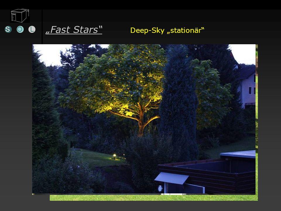 Fast Stars Deep-Sky stationär SOL Beobachtungsnächte/-tage: 52 im Jahr 2009 !!.