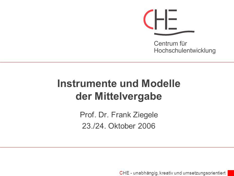 2Instrumente und Modelle der Mittelvergabe  23./24.