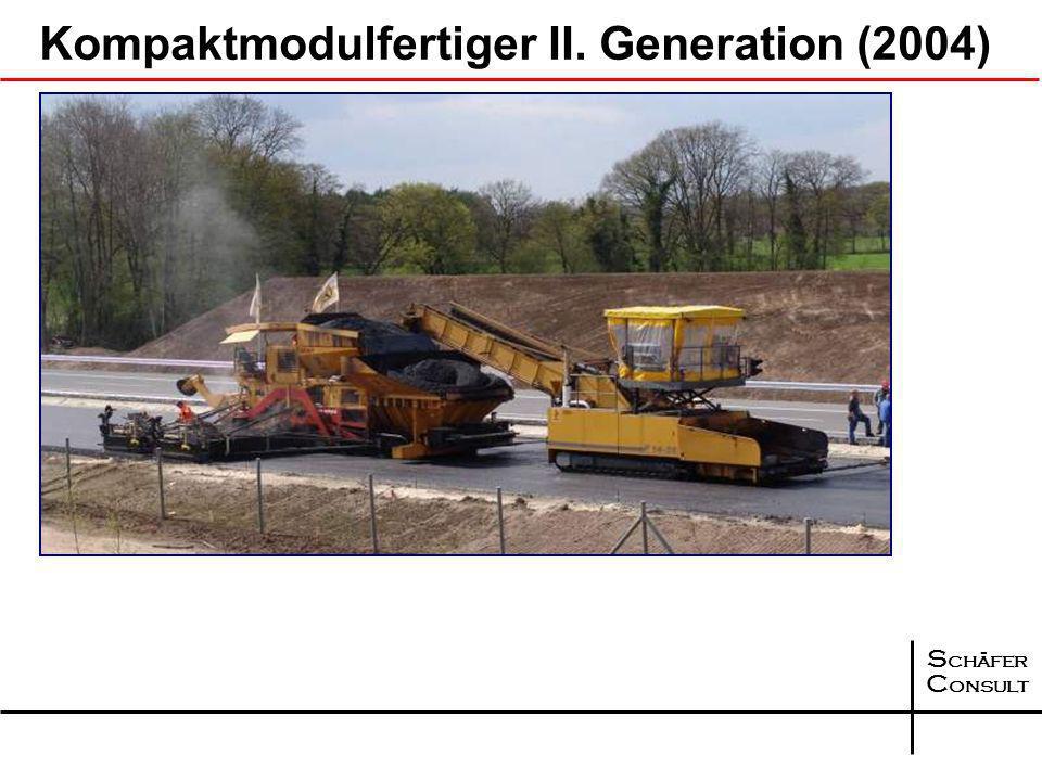 S chäfer C onsult M KA Anforderungen – obere Schicht Asphaltmischgut Hohlraumgehalt MPKSplittmastixasphalt 3,5 bis 5,0 Vol.-% HohlraumausfüllungSplitt