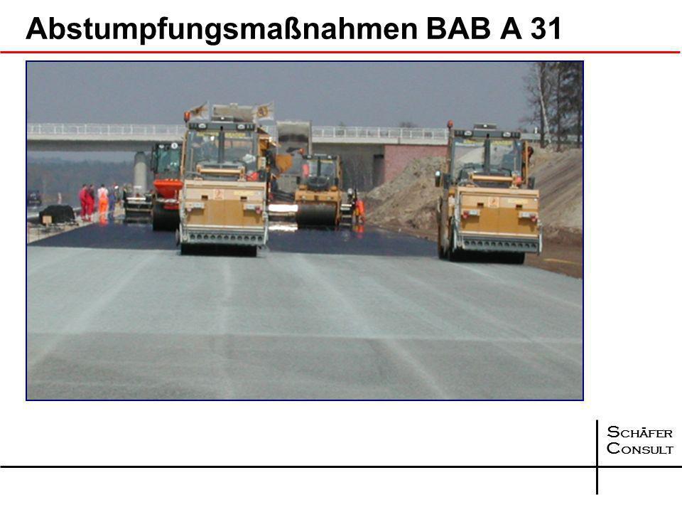 S chäfer C onsult Verdichtung BAB A 31