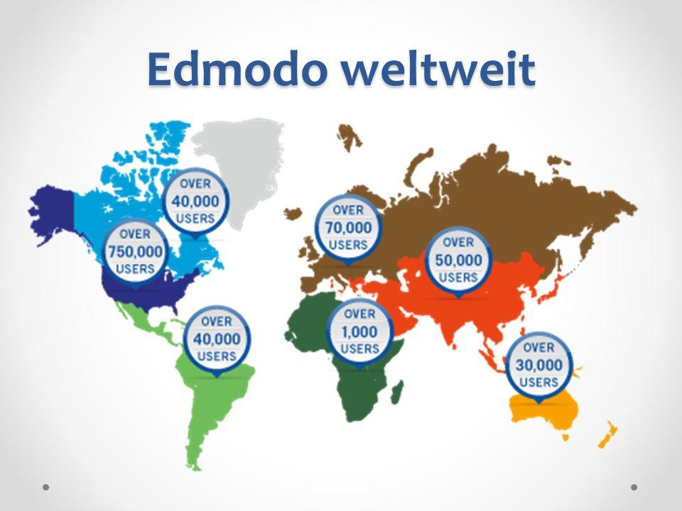 Edmodo weltweit