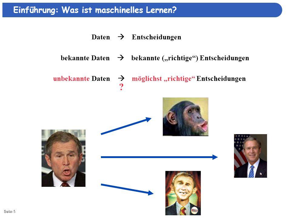 Seite 1611/16/2013| Bayessche Entscheidungstheorie Unterscheidung von Lachs und Seebarsch: Angenommen, wir fangen ausschließlich Lachs oder Barsch.