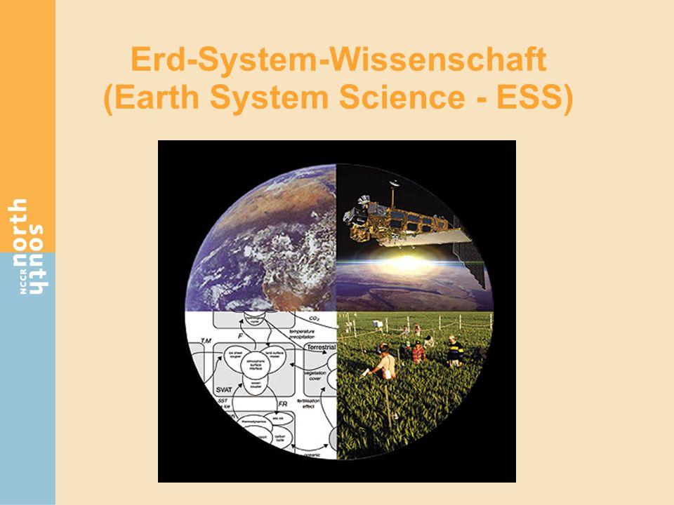 Erd-System-Wissenschaft (Earth System Science - ESS)