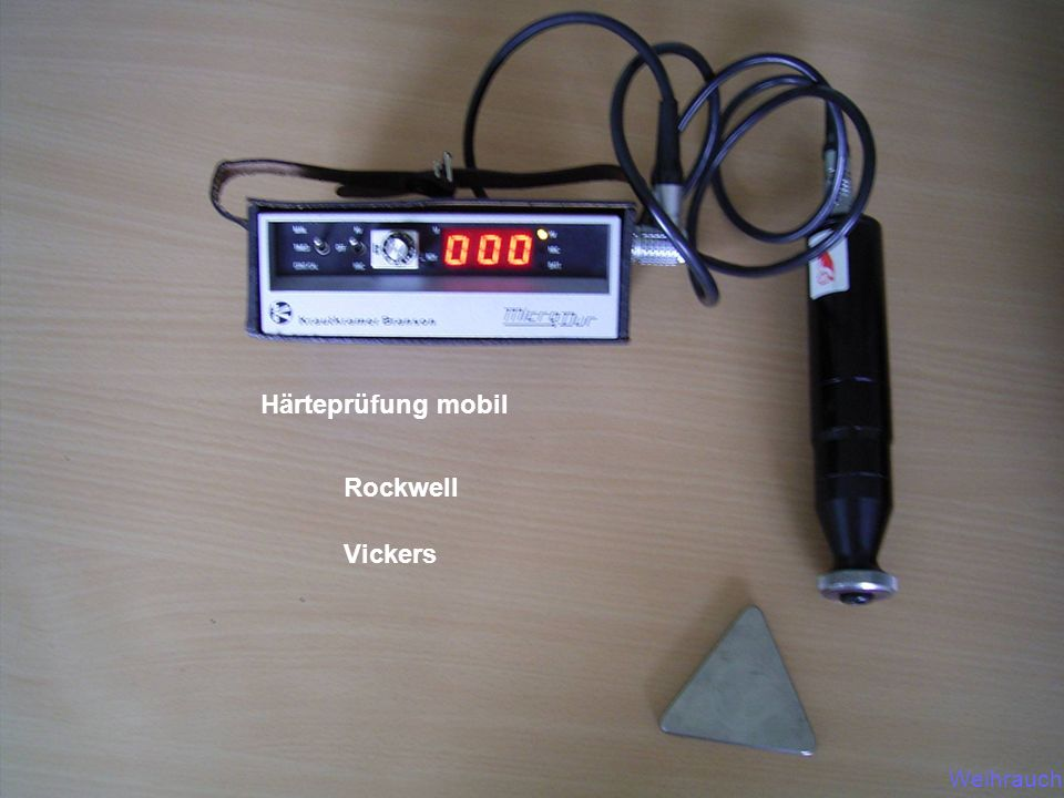 © N. Gros 04.01.2014Folie 34 Friedrich-Dessauer-Schule Limburg Fachoberschule Fachrichtung Technik - Schwerpunkt Maschinenbau - 04.01.2014FDS-Weihrauc