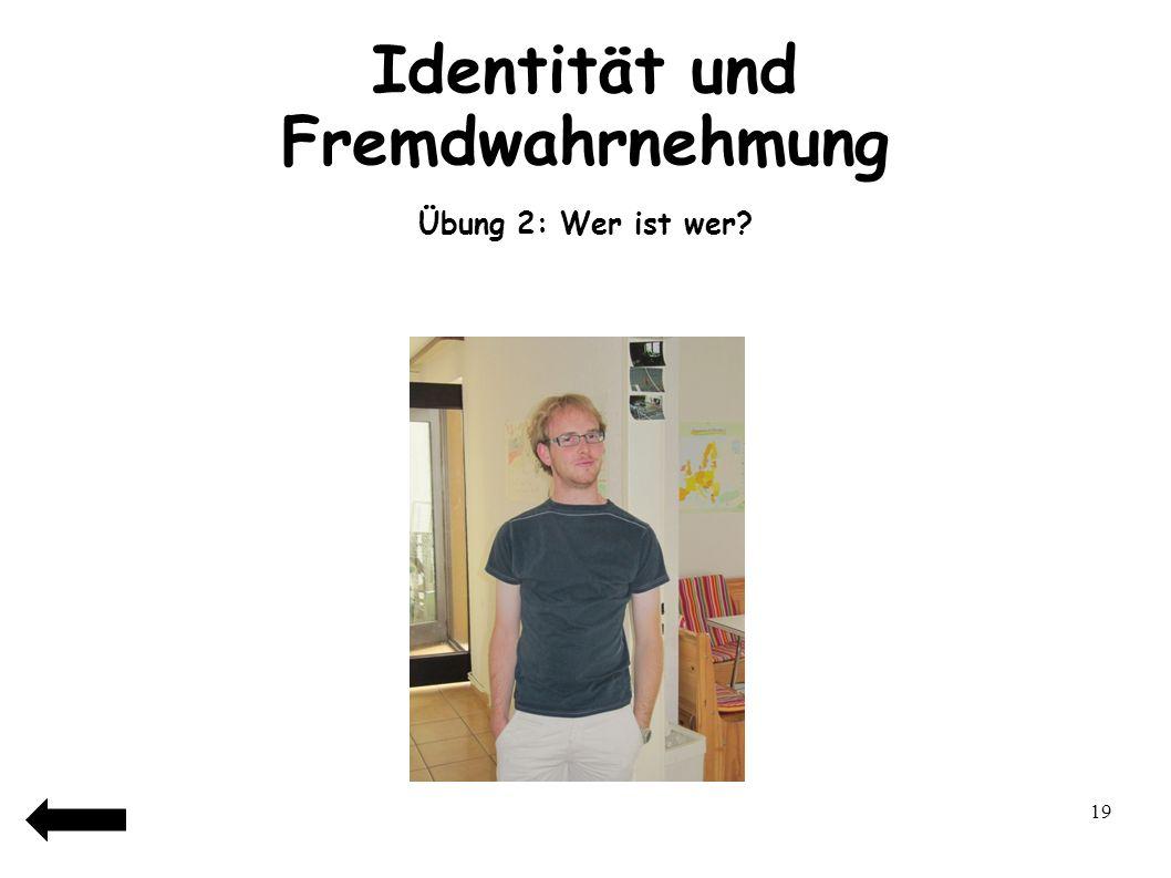 20 Identität und Fremdwahrnehmung En bref: Tu viens de voir que … Les stéréotypes sont fortement ancrés dans le langage de la publicité.