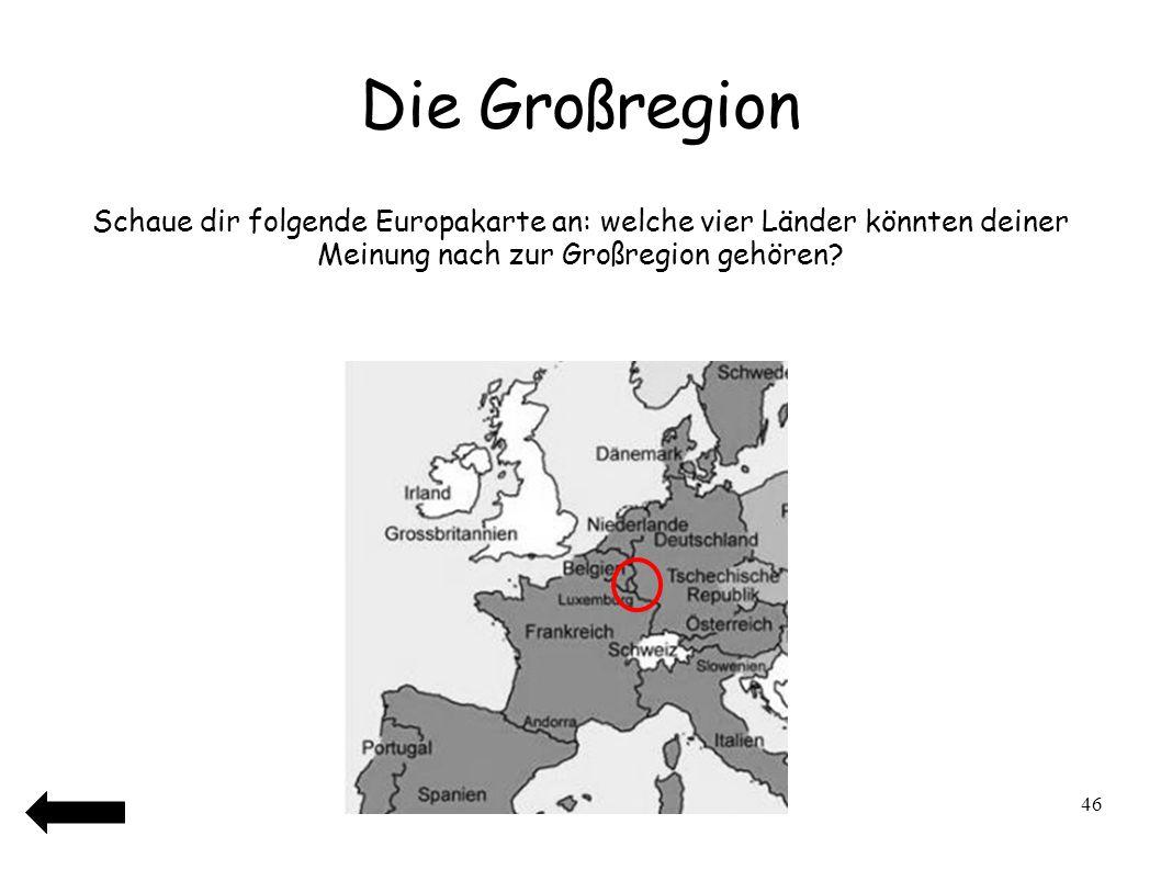 47 Die Großregion