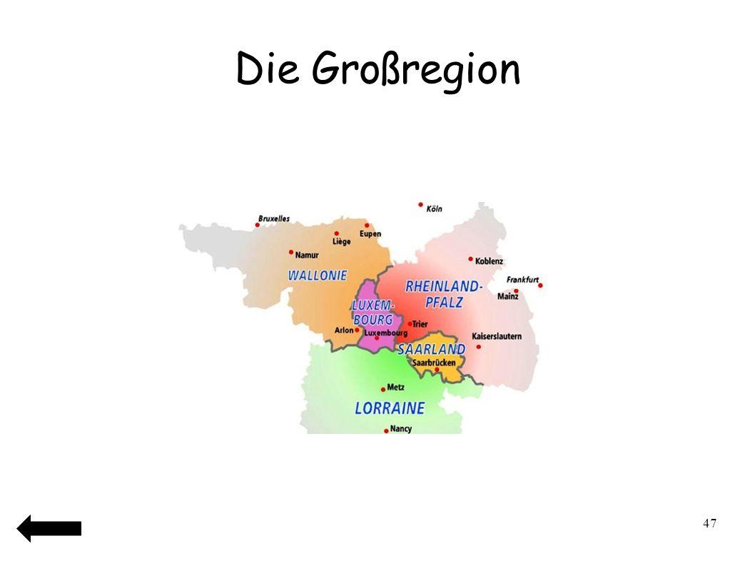 48 Kleiner Überblick über die Geschichte Übung 1: Saarland – ein Land zwischen zwei Kulturen 19351957 Um 1800187119201947