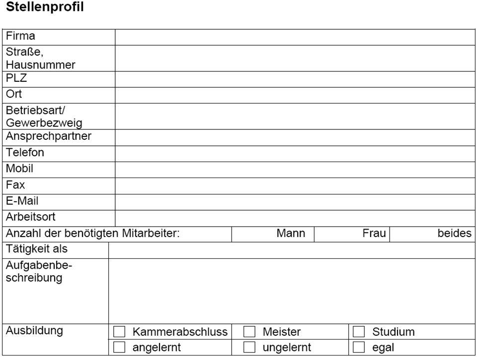 16. Juni 2009 Einführung von job.bg®: Konzept, Sachstand und PraxisSeite 21
