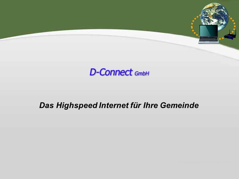IHR LOGO Das Highspeed Internet für Ihre Gemeinde