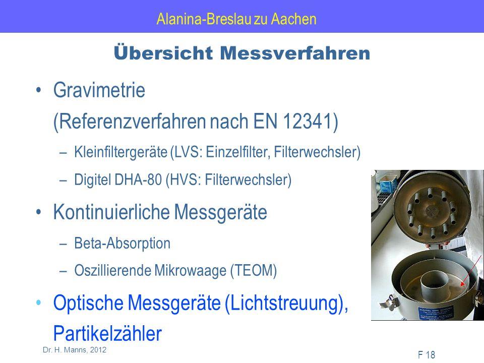 Alanina-Breslau zu Aachen F 18 Dr. H.