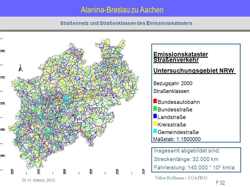 Alanina-Breslau zu Aachen F 32 Dr. H.