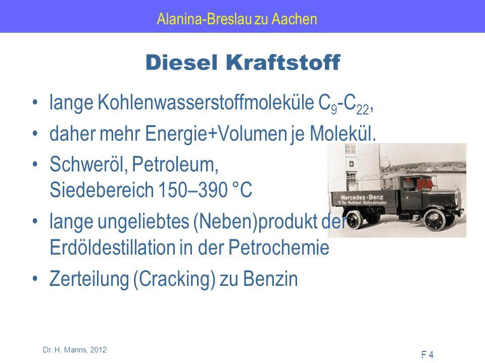 Alanina-Breslau zu Aachen F 4 Dr. H.