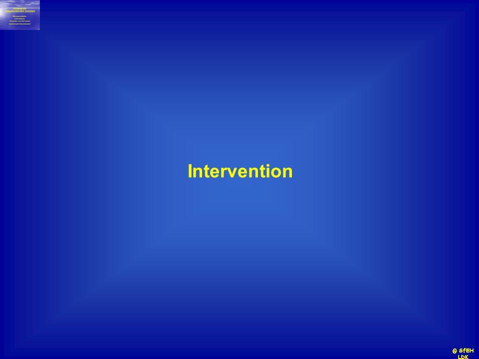 Intervention © SfEH LDK